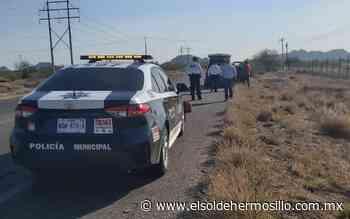 Policía Municipal asegura 69 personas por diversos delitos - El Sol de Hermosillo