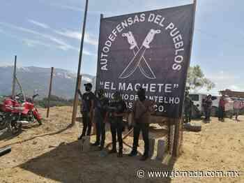 Autodefensas de Chiapas piden anular elección municipal de Pantelhó - La Jornada