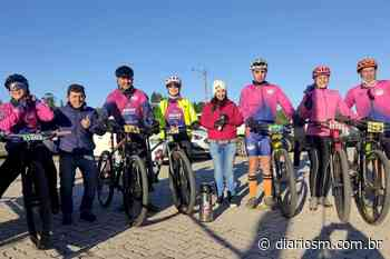 Equipe de Santa Maria participa da 4ª Etapa do Estadual de Mountain Bike - Diário de Santa Maria