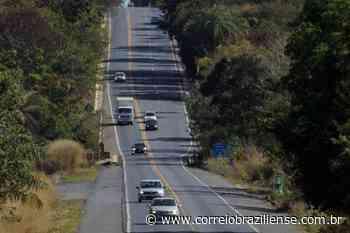 Motorista embriagado causa acidente e é preso pela PRF em Santa Maria - Correio Braziliense
