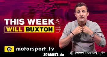 Formel-1-Moderator Will Buxton jetzt auf Motorsport.tv
