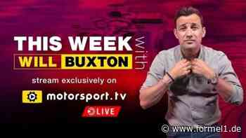 Die Woche mit Will Buxton: Folge 1