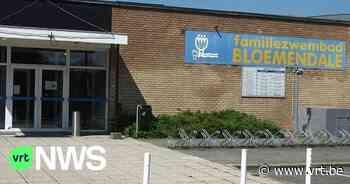 """Zwembad Beernem sluit definitief de deuren: """"De wanden kunnen als een kaartenhuisje instorten"""" - VRT NWS"""