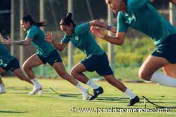 Olimpíada: Seleção Feminina de Futebol inaugura participação do Brasil em Tóquio - Jornal de Pomerode