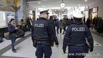 37-Jähriger biss in Nürnberg einer Polizistin in die Hand - Nordbayern.de