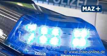 Wittstock: Autofahrer mit fast 2 Promille im Straßenverkehr unterwegs - Märkische Allgemeine Zeitung