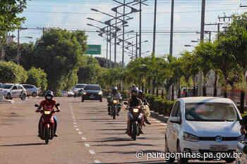 Nova sinalização das vias de Paragominas vai gerar economia de aproximadamente R$ 400 mil aos cofres públicos - Open Sans