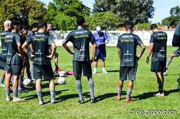 Palmas tem baixa para encarar o Paragominas-PA pelo Brasileiro Série D - globoesporte.com