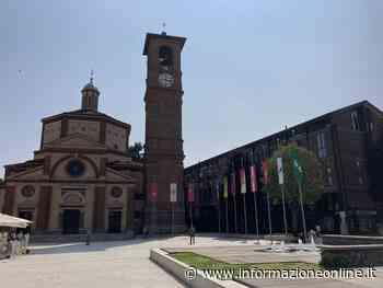 Legnano, tolti gli stendardi del Palio da piazza San Magno e Monumento - InformazioneOnline.it
