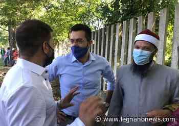 Comunità mussulmana riunita a Legnano per la festa del sacrificio - LegnanoNews.it