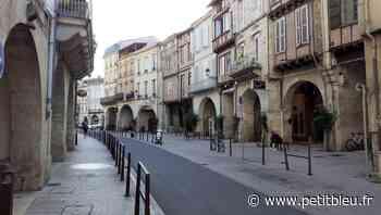 Une promenade apaisante dans les rues d'Agen - LePetitBleu