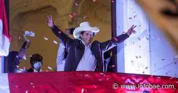 Estados Unidos y la Unión Europea felicitaron a Pedro Castillo por la victoria en las elecciones en Perú - infobae