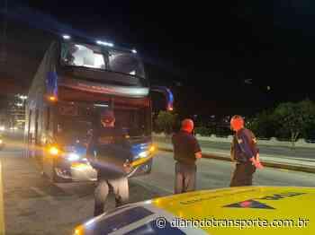 ANTT apreende 11 veículos em Campos dos Goytacazes (RJ) na Operação Barreira Fiscal - Adamo Bazani