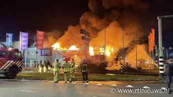 Pand Soesterberg in de as: brand onder controle - RTL Nieuws
