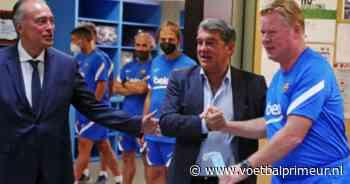 AS ontdekt print van Ronaldo-nieuwsbericht in kleedkamerfoto met Koeman - VoetbalPrimeur.nl