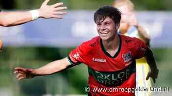 NEC wint dankzij sterke as met 3-0 van RKC - Omroep Gelderland
