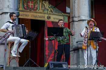 Koen Crucke en Luk De Bruyker brengen Italië naar Mariakerke