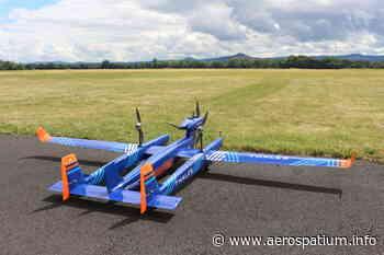 UAS100 : Thales et Issoire préparent le drone vert dual - Aerospatium