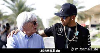 Formel-1-Liveticker: Ecclestone nach Crash: Jetzt wird Hamilton Weltmeister