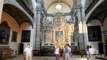 Rodez : la chapelle royale ouvre pour l'Estivada - LaDepeche.fr