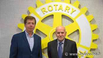 Joël Tixier est le nouveau président du Rotary club de Rodez - ladepeche.fr