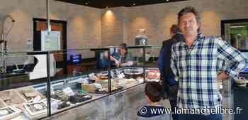 Tourlaville. Coquillages et crustacés : la Crustacerie inaugurée - la Manche Libre
