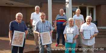 Abstandsregeln und Altersschnitt machen Shanty-Chor Herten zu schaffen - Hertener Allgemeine