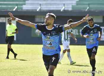 Atyrá golea y escolta al puntero de Intermedia - Fútbol de Ascenso de Paraguay - ABC Color