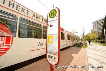 Überfall auf 32-Jährigen an Haltestelle in Freiburg-Weingarten - Freiburg - Badische Zeitung - Badische Zeitung