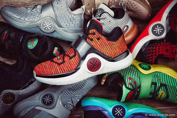 Chinese Sneaker Brands Increasingly Leaving Western Competitors Red Faced