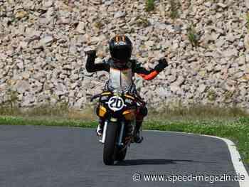 ADAC Mini Bike Cup: Doppelsieger in Templin - Speed-Magazin Motorsport Nachrichten