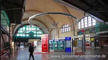 Erst sexueller Angriff am Bahnhof Hungen – Wenige Tage danach: Ärger am Bahnhof Gießen - Gießener Allgemeine
