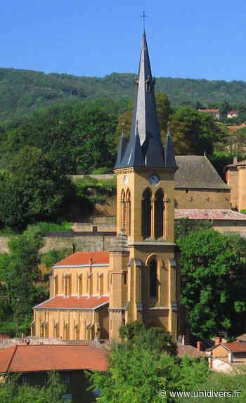 Visite église Saint-Etienne Église Saint-Etienne samedi 18 septembre 2021 - Unidivers