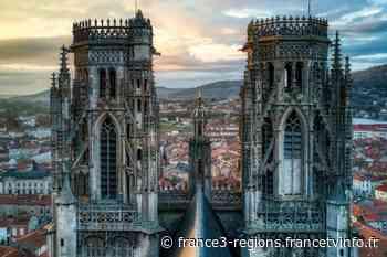La cathédrale Saint-Etienne de Toul fête son huitième centenaire - France 3 Régions
