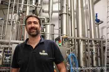 Donaueschingen: Bier ohne Alkohol: Chefbraumeister Michael Huschens von der Fürstenberg Brauerei erklärt, wie das funktioniert - SÜDKURIER Online