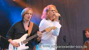 Rock-Open-Air Donaueschingen - Deep Purple Tribute Band spielt beim Entenburg Festival - Schwarzwälder Bote