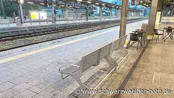 Bahnhof Donaueschingen - Mann auf den Gleisen zwingt Zug zur Schnellbremsung - Schwarzwälder Bote