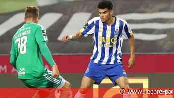 FC Porto sem saldos por Luis Díaz - Record