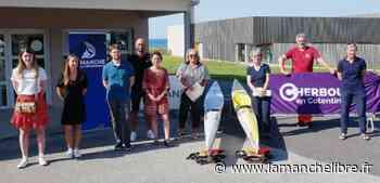 Tourlaville. Les championnats d'Europe Ocean Racing de kayak de mer en août - la Manche Libre