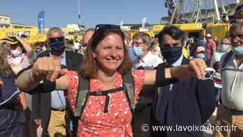 Une ministre à Berck pendant deux heures pour supporter le Big Tour Avant Jérémy Frérot, Gwendal - La Voix du Nord