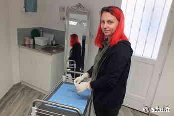 Evron : une spécialiste du piercing rejoint le salon de tatouage - actu.fr