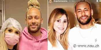 Neymar: PSG-Paradiesvogel hat jetzt blonde Rasta-Zöpfe - Nau.ch