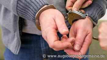 Polizei nimmt Exhibitionisten in Kissing fest - Augsburger Allgemeine