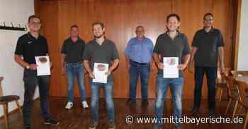 Feuerwehr dankte ihren Mitgliedern - Region Kelheim - Nachrichten - Mittelbayerische