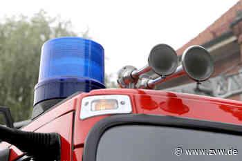 Plüderhäuser Feuerwehr rückt zu Fahrzeugbrand aus - Blaulicht - Zeitungsverlag Waiblingen