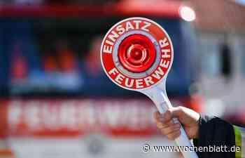 Nach tödlichem Unfall: Feuerwehr appelliert an Passanten - Wochenblatt.de