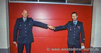 Stefan Faßbinder führt die Eltville Kernstadt-Feuerwehr - Wiesbadener Kurier