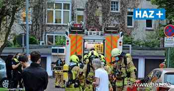 Hannover: Feuerwehr löscht Kellerbrand in der List - Hannoversche Allgemeine