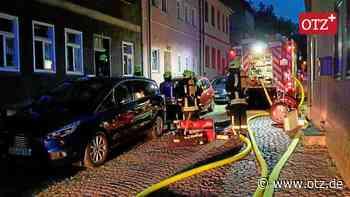 Gasgeruch im Gästezimmer - Einsatz für Stadtrodaer Feuerwehr - Ostthüringer Zeitung