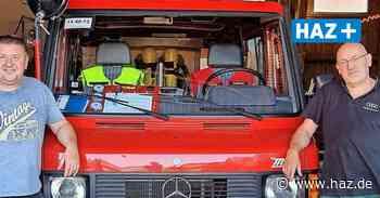 Feuerwehr Dudensen zieht in eine Scheune um - Hannoversche Allgemeine
